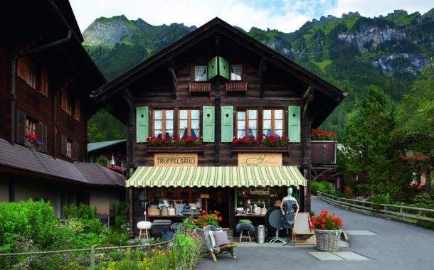 Concept Store in Schweizer Bestlage