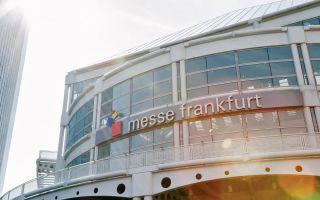 Wieder Messen in Frankfurt