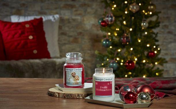Yankee Candle: Personalisierte Kerzen