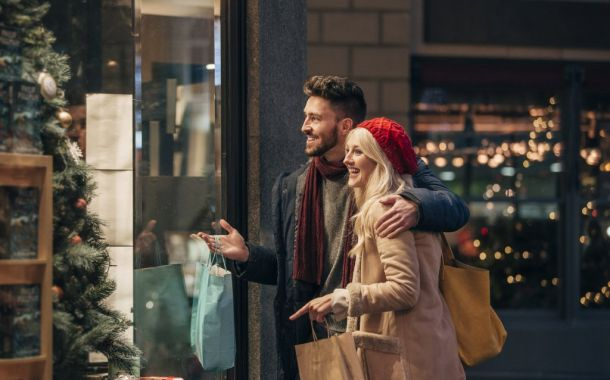 Shoppingverhalten an Weihnachten 2020