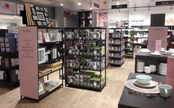 Shop-in-Shop mit Butlers