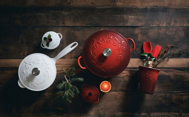 """Limited Edition Holly"" von Le Creuset"