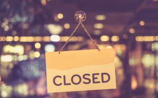 Jedes fünfte Geschäft in NRW könnte schließen