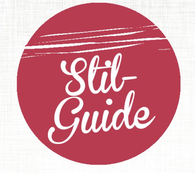 Stil-Guide2