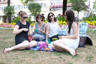 Picknick_zu Viert