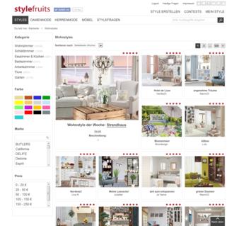 Inspiration Fur Mode Und Wohnen Stil Markt