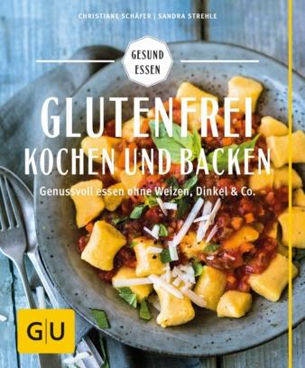 Glutenfrei Kochen und Backen Cover