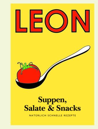 Leon mini Suppen, Salate & Snacks_Cover