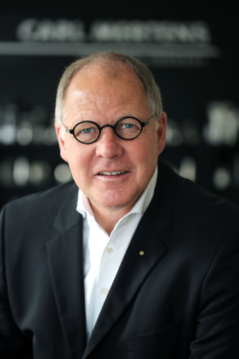 Curt Mertens Portrait