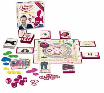 Shopping Queen – Würfelspiel