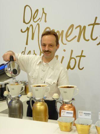 Kaffeeröster Stefan Bös