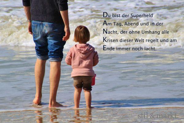 Vatertagsgedicht