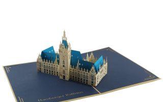 3D Kartenwelt