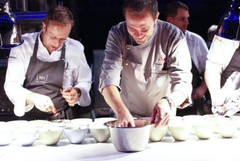 Berlin Food Week Sterneköche Nils Henkel und Marco Möller