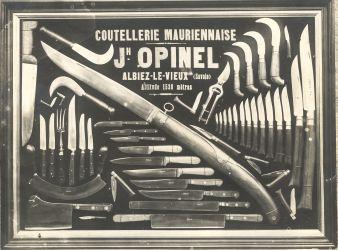 Opinel Weltausstellung