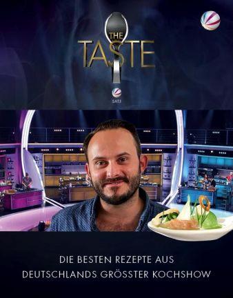 The Taste Siegerbuch 2015 Cover