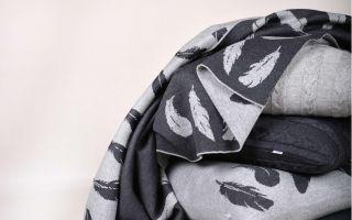 Lenz & Leif_Feather Kissen + Decken