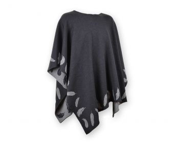 Lenz & Leif_Feather Poncho