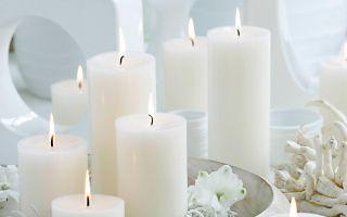Engels Kerzen_Stumpenkerzen