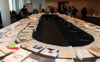 Paperworld_Designwettbewerb Grußkarten 2015