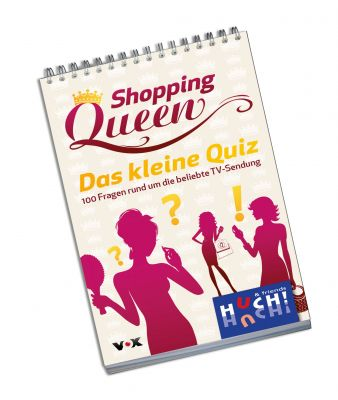 Shopping Queen – Quiz