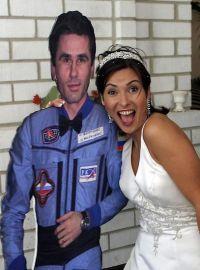 Hochzeit tausende km