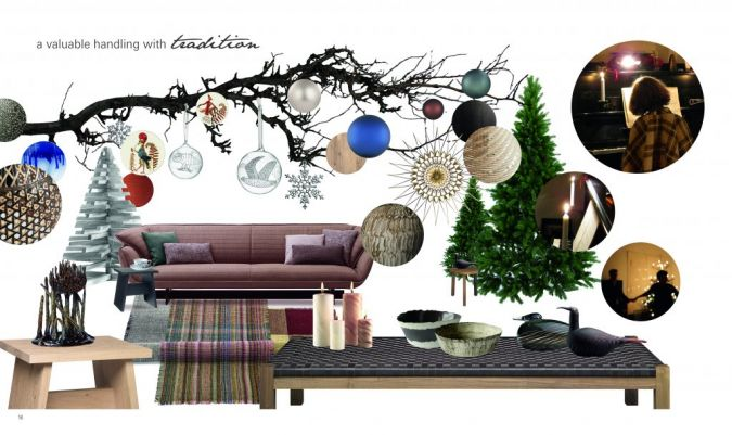 das sind die weihnachtstrends 2017 stil markt. Black Bedroom Furniture Sets. Home Design Ideas