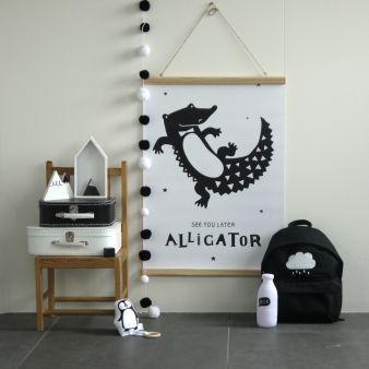 A Little Lovely Company_Poster Krokodil
