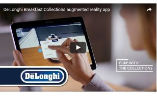 De'Longhi Augmented Reality
