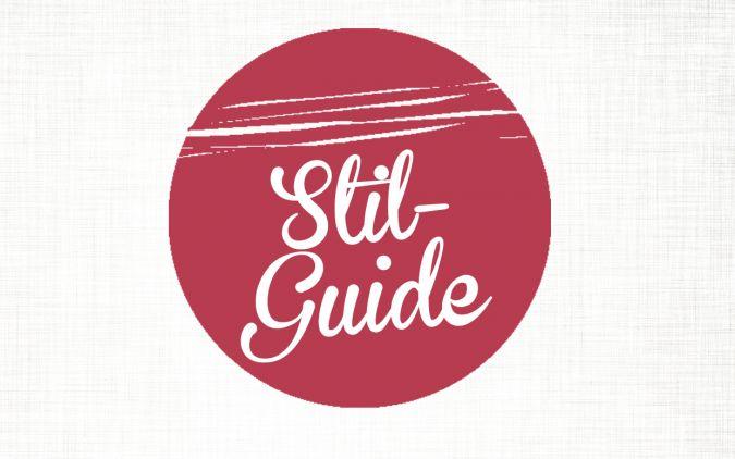 Stil-Guide