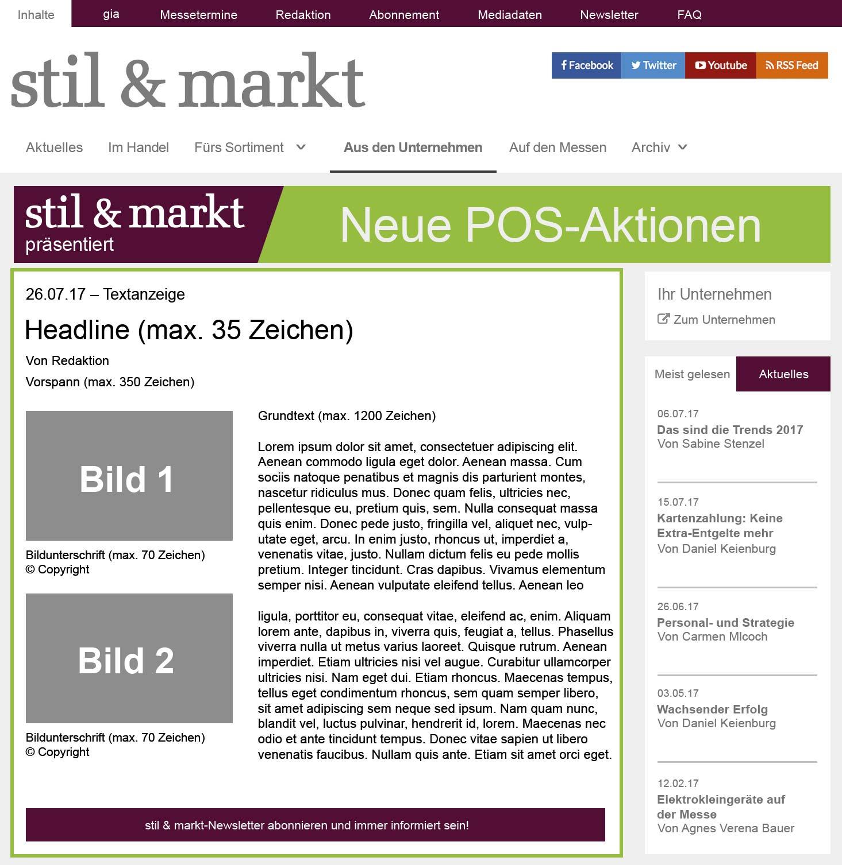 SM_Ansicht_Textanzeige_Mediadaten